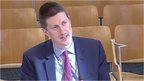 Robert Chote chairman of the OBR