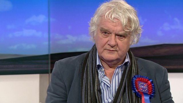 Independence from Europe Party's Mike Nattrass