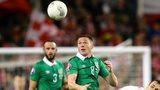 James McCarthy one of five Republic of Ireland players to be booked against Poland