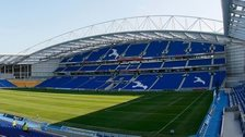 Brighton & Hove Albion's Amex Stadium