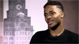 Liverpool midfielder Raheem Sterling