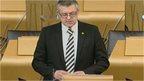 SNP MSP Stuart McMillan