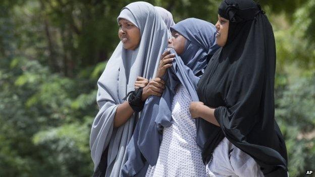 Kenya al-Shabab attack: Who are the victims?