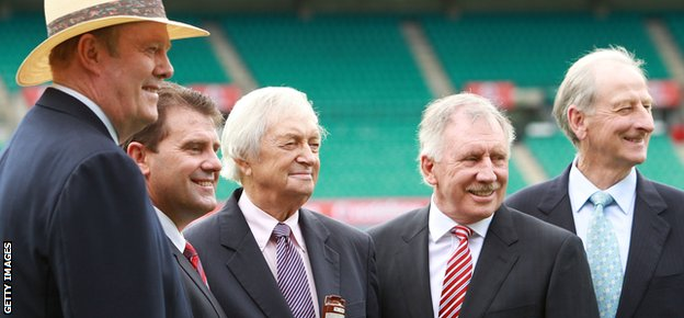 Images of Richie Benaud