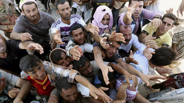 Islamic State militants 'release 200 Yazidis in Iraq'