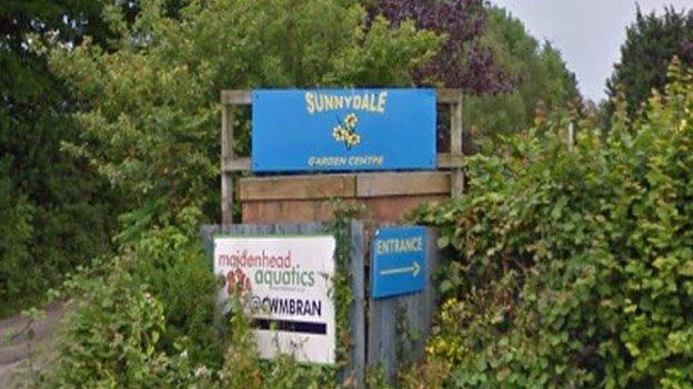 cwmbran garden centre break in sees 23k of stock stolen. Black Bedroom Furniture Sets. Home Design Ideas