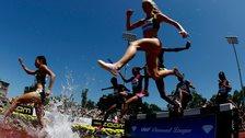Eugene, Oregon Nike Prefontaine Classic