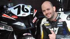 Franck Petricola is looking forward to returning to this year's North West 200