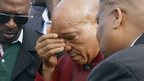 Jacob Zuma in the Chatsworth camp, 18 April