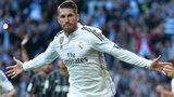 Real Madrid v Malaga