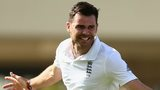England record Test wicket-taker James Anderson