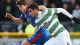 Inverness CT and Celtic drew 1-1 in the league last weekend
