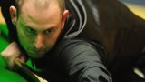 Matthew Selt who faces Barry Hawkins