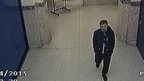 CCTV footage of Peter Fox