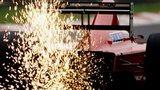 Gerhard Berger sparks 1989