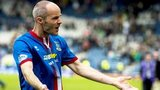 Inverness CT goal scorer David Raven
