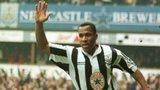 Former Newcastle striker Les Ferdinand