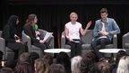 YouTube sensation Jon Chapman talks to School Reporters