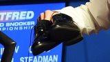Ronnie O'Sullivan shoes