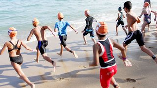 triathlon welcomes all ages and abilities