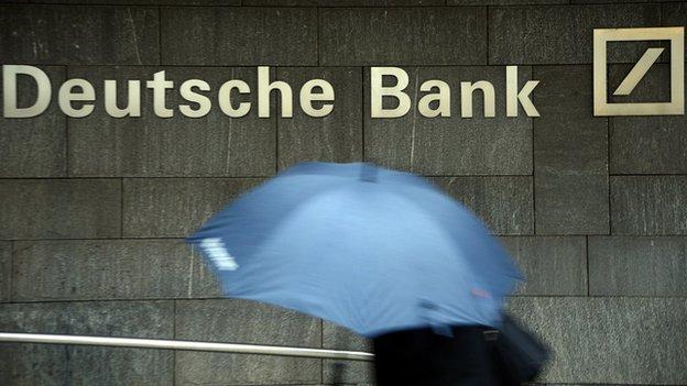 Deutsche Bank mulls UK EU exit plan