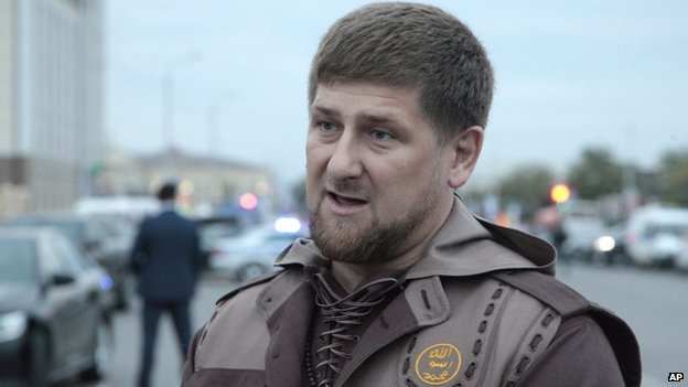 Chechen leader Kadyrov hits back over Russian shooting