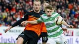 Jaroslaw Fojut and James Forrest
