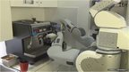 The robot that makes coffee