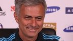 Mourinho responds to Wenger comments