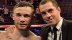Quigg refused 60-40 split - McGuigan