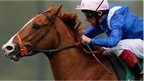 Dettori in 617-1 Sandown four-timer