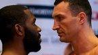 Klitschko taunts Jennings in song