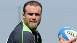 Wales centre Jamie Roberts joined Racing Metro in June 2013