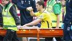 Davies injury causes Wales concern