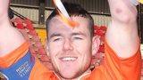 Aaron Harmon of Carrick Rangers