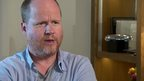 Writer and director Joss Whedon