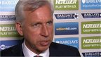 VIDEO: Hull wasted time for fun - Pardew