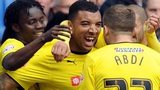 Troy Deeney Watford celebration