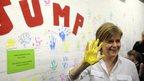 Sturgeon: Miliband 'will change tune'
