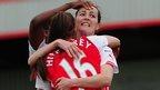 Arsenal Ladies 4-1 Sunderland Ladies
