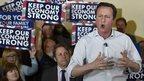 No 'lack of drive' in campaign - PM
