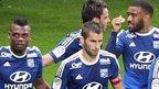 Reims 2-4 Lyon