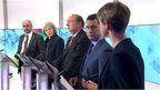 Daily Politics Election Debate on Home Affairs