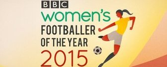 Women's footballer of the year logo