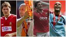 Glenn Hoddle, Ian Holloway, Andy Wilkinson, Paul Wilkinson, Clarke Carlisle