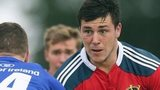 Munster's Sean McNulty is included in the Ireland U20 squad