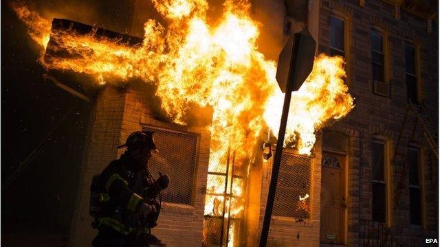 Baltimore's dual identity explains unrest