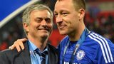 Jose Mourinho and John Terrry