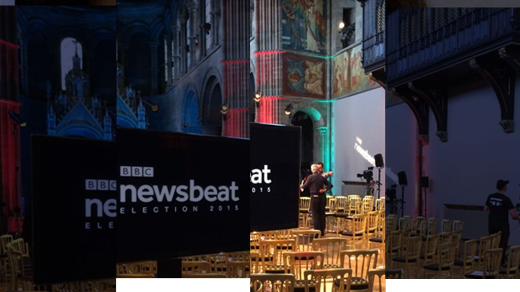 Newsbeat in Edinburgh