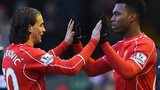 Liverpool's Daniel Sturridge replaces Lazar Markovic